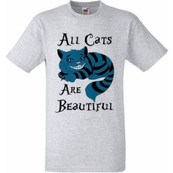 T-shirt All Cats Are Beautiful