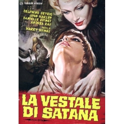 Lvres Rouges / La vestale di Satana