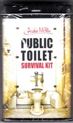 TOILETTES PUBLIQUES Kit de Survie