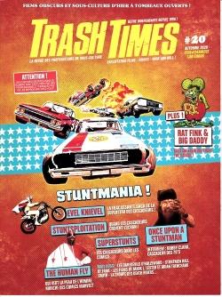 Trashtimes n°20 Stuntmania !