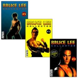 Bruce Lee collector
