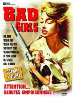 Coffret Bad Girls