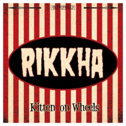 Rikkha / kitten on wheels