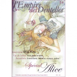 L'empire des dentelles n4 Spcial Alice