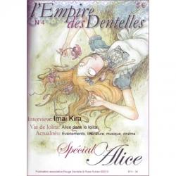 L'empire des dentelles n°4 Spécial Alice