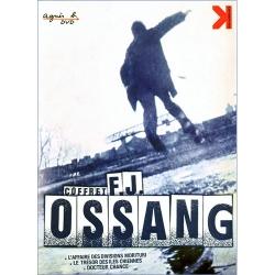 F.J. Ossang - Coffret DVD