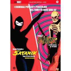 Satanik / The diabolikal super-kriminal