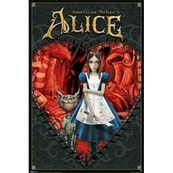 Alice McGhee poster