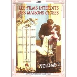 Les films interdits des maisons closes / volume 2