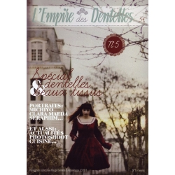 L'empire des dentelles n°5