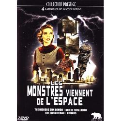 Les monstres viennent de l'espace