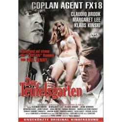 Coplan agent FX18 sauve sa peau / Der Teufelsgarten