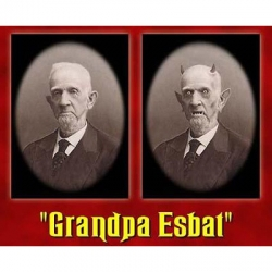 Haunted Portraits Grandpa Esbat