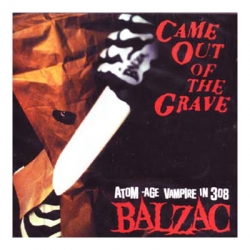 Came out of the grave - Balzac