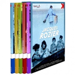 Jacques Rozier coffret