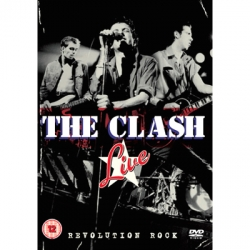 The Clash Live Revolution Rock