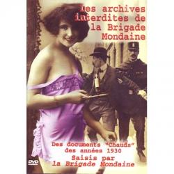 Les archives interdites de la brigade mondaine