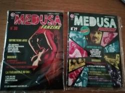 Medusa n°29 et 30