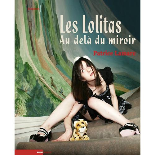Les lolitas au del du miroir beaux livres patrice for Au dela du miroir